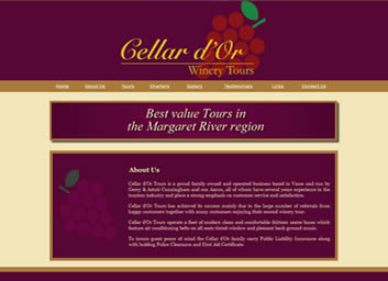 cellar d'or winery