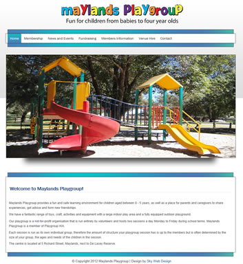 maylands playgroup